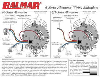 yanmar alternator wiring manual wiring diagrams balmar 6 addendum color