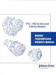 ' Borg Warner Velvet 71c 72c Transmission Owners Manual'