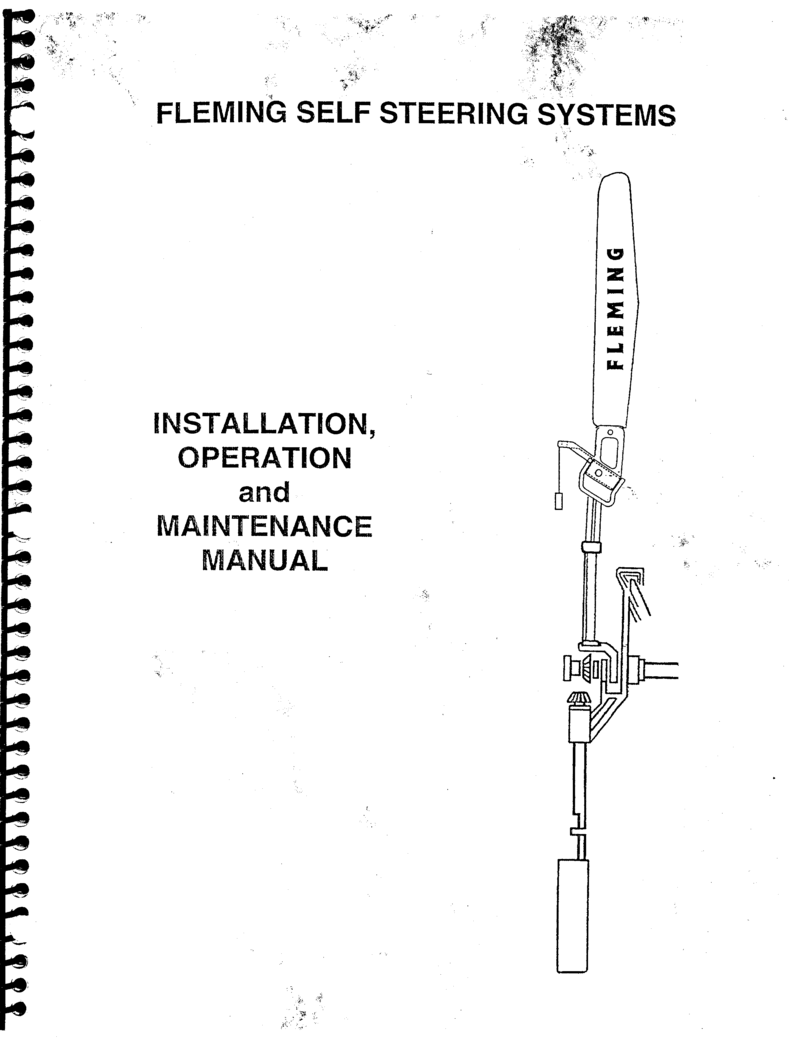 Fleming Self Steering Manual Schematic