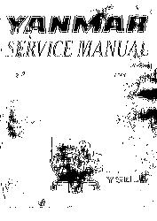 yanmar yse service manual